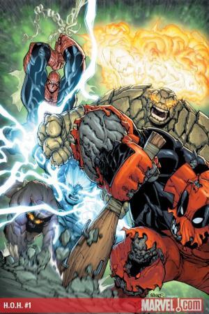 World War Hulks: Hulked-Out Heroes (2010)