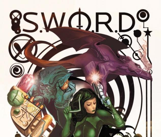 S.W.O.R.D. (2009) #5