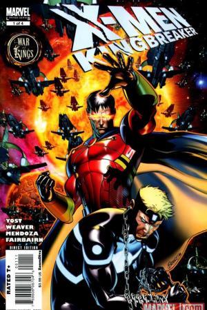 X-Men: Kingbreaker (2008 - 2009)