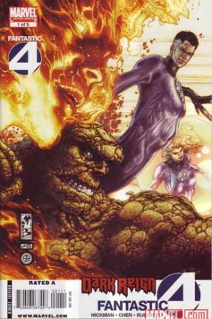 Dark Reign: Fantastic Four #1