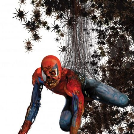 MARVEL ZOMBIES RETURN: SPIDER-MAN #1