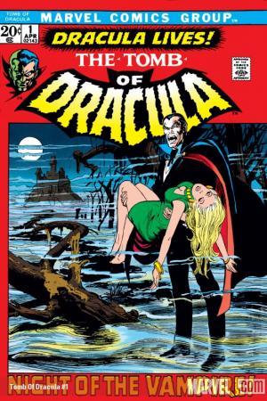 Tomb of Dracula (1972) #1