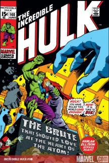 Incredible Hulk #140