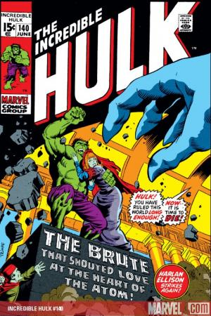 Incredible Hulk (1962) #140