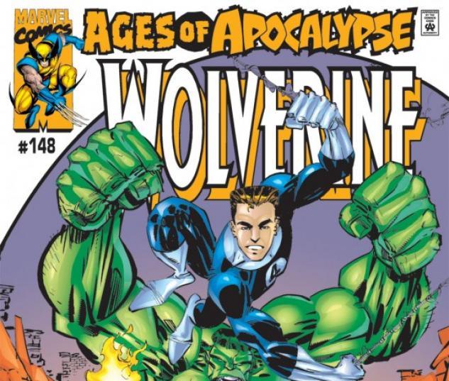 Wolverine #148