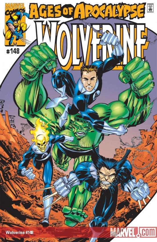 Wolverine (1988) #148
