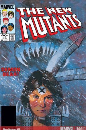New Mutants (1983) #18