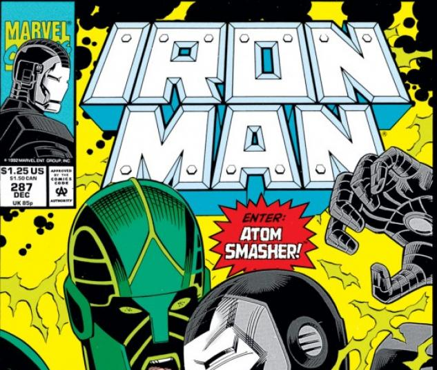 Iron Man #287