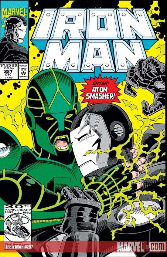 Iron Man (1968) #287