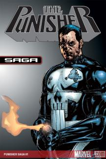 Punisher Saga (2008) #1