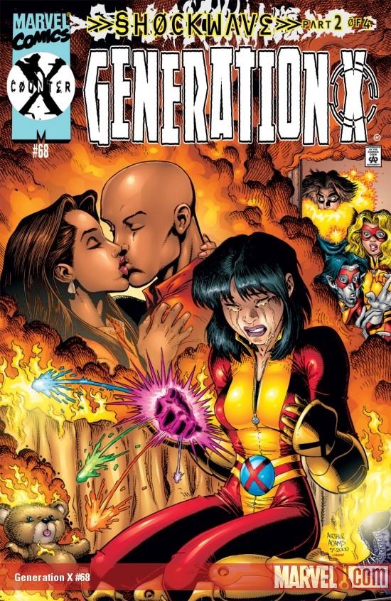 Generation X (1994) #68
