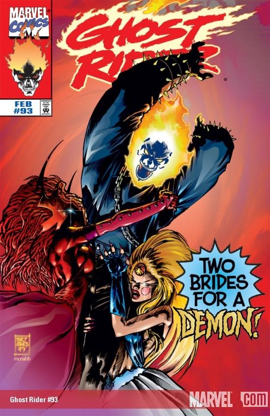 Ghost Rider (1990) #93