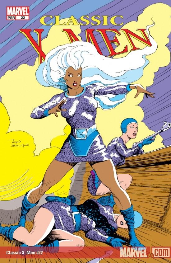 Classic X-Men (1986) #22