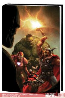 New Avengers Vol. 8: Secret Invasion Book 1 Premiere (Hardcover)