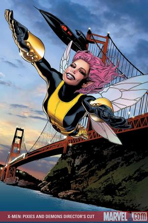 X-Men: Pixies and Demons Director's (2008) #1