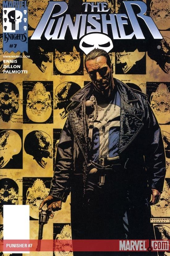 Punisher (2000) #7