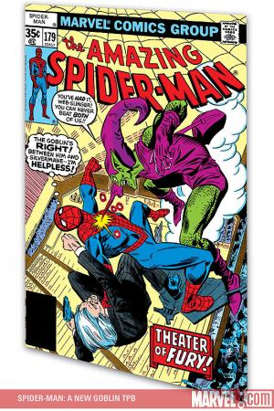 Spider-Man: A New Goblin (Trade Paperback)