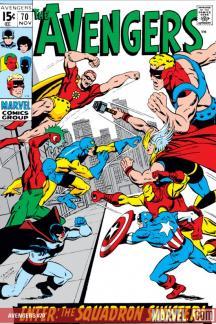 Avengers #70