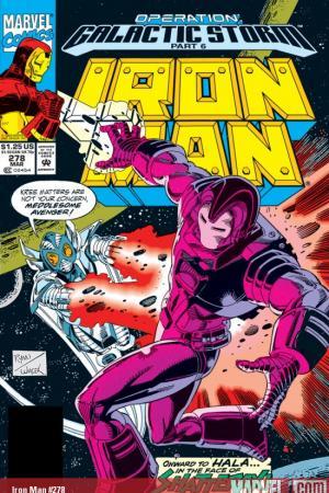 Iron Man #278