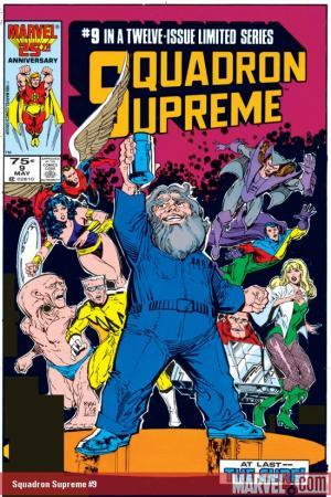 Squadron Supreme (1985) #9