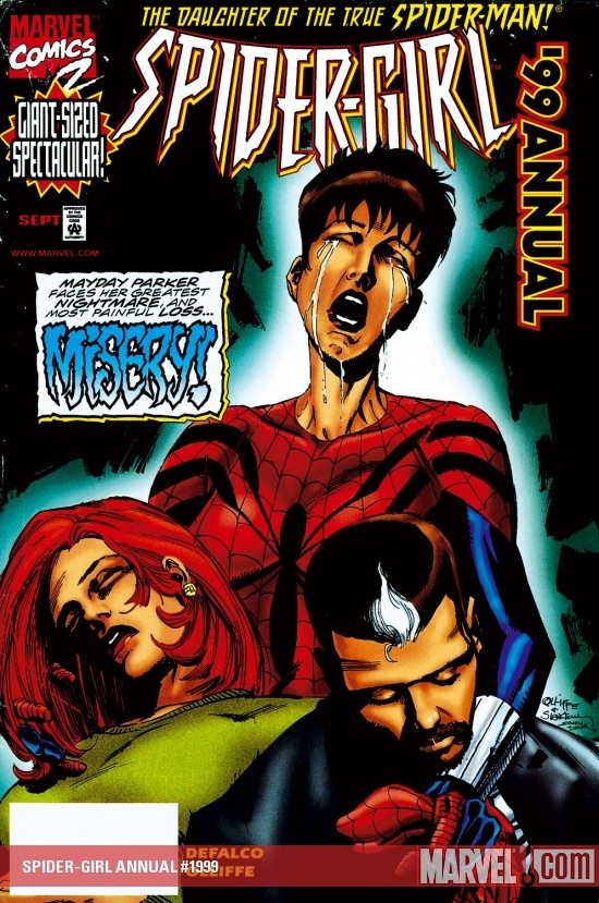 SPIDER-GIRL ANNUAL 1 (1999) #1