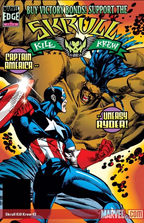Skrull Kill Krew (1995) #3