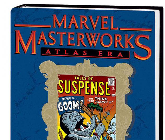 MARVEL MASTERWORKS: ATLAS ERA TALES OF SUSPENSE VOL. 2 HC #0