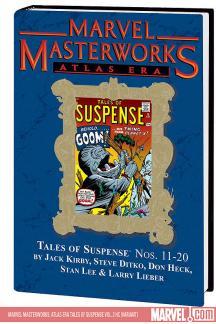Marvel Masterworks: Atlas Era Tales of Suspense Vol. 2 (Hardcover)