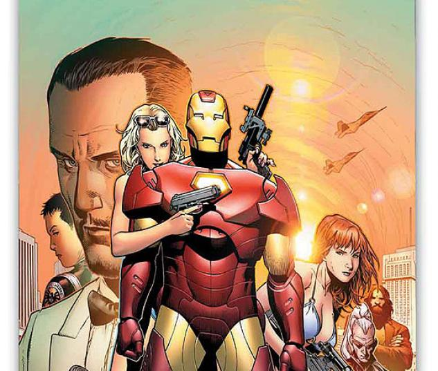 IRON MAN: HAUNTED #0