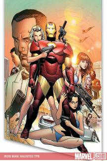 Iron Man: Haunted (Trade Paperback)