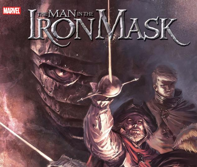 MARVEL ILLUSTRATED: THE MAN IN THE IRON MASK PREMIERE #0