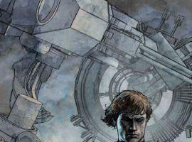 NOVA #11 cover by Alex Maleev