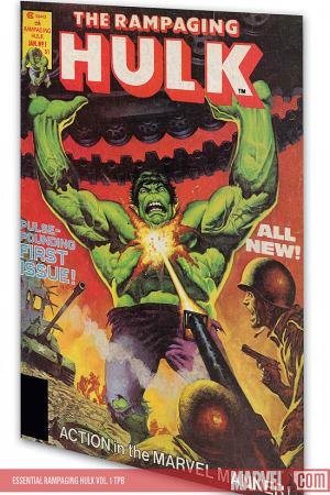 Essential Rampaging Hulk Vol. 1 (Trade Paperback)