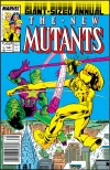 New Mutants Annual #3