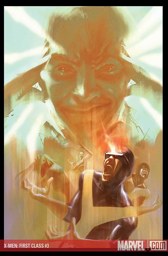 X-Men: First Class (2007) #3