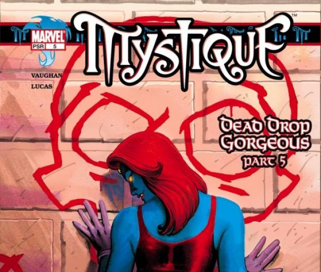 Mystique (2003) #5