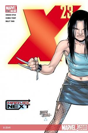 X-23: Innocence Lost (2006)