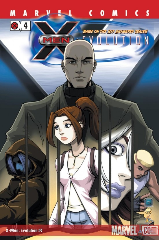 X-Men: Evolution (2001) #4