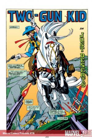 Marvel Comics Presents #116