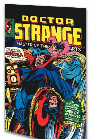 Doctor Strange Vs. Dracula: The Montesi Formula (2006)
