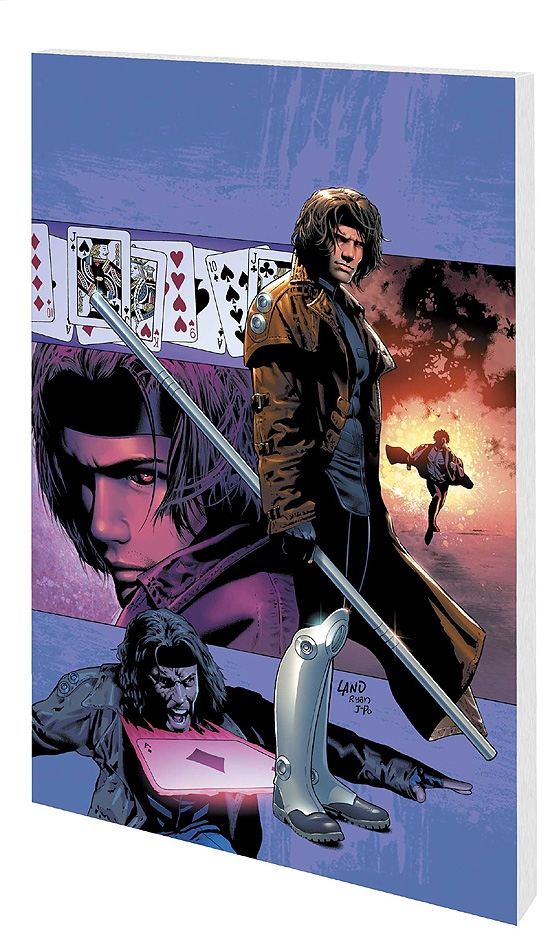 Gambit: House of Cards (Trade Paperback)