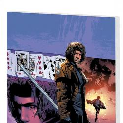 GAMBIT: HOUSE OF CARDS COVER