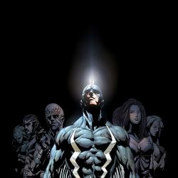 INHUMANS 2099 (2005) #1 COVER
