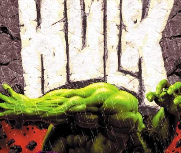 INCREDIBLE HULK VOL. I: RETURN OF THE MONSTER TPB COVER