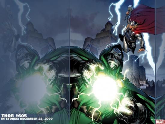 Thor (2007) #605 Wallpaper