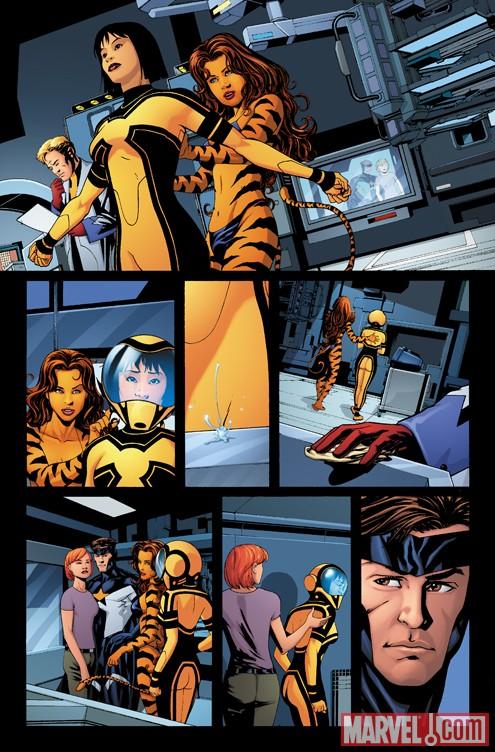 Marvel Tigra Son Tigra Marvel Co...