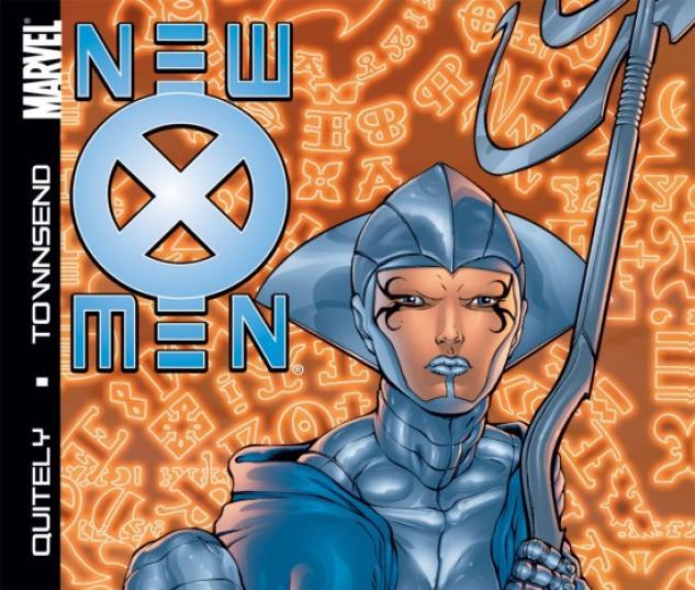 new x-men #122