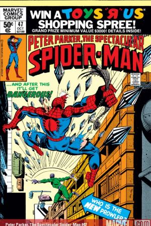 Peter Parker, the Spectacular Spider-Man #47