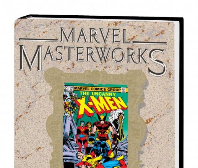Marvel Masterworks: The Uncanny X-Men Vol. 7 (Variant) (Hardcover Book)