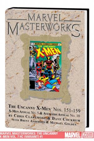 Marvel Masterworks: The Uncanny X-Men Vol. 7 (Variant) (2011 - Present)